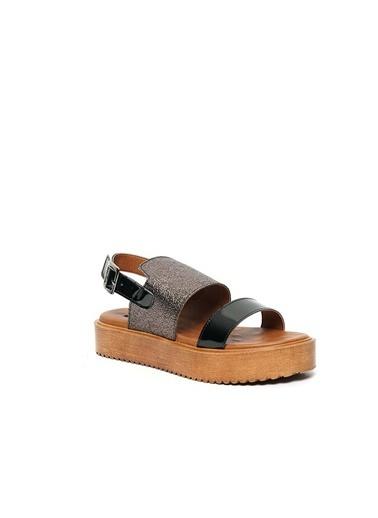 Kuum Sandalet Gri